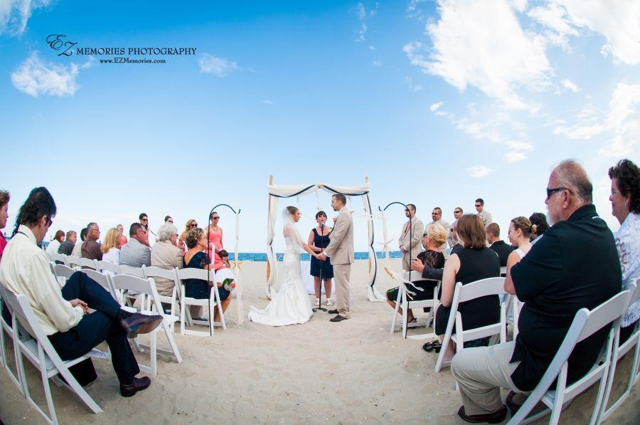 Beach Wedding Ocean City Nj Photographer Jersey S