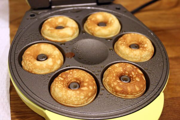 Mini Keto Pancake Donuts   Ruled Me