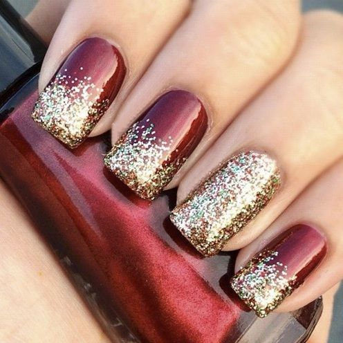 50 Christmas Nail Art Ideas You Must Try - 50 Christmas Nail Art Ideas You Must Try Christmas Nail Art