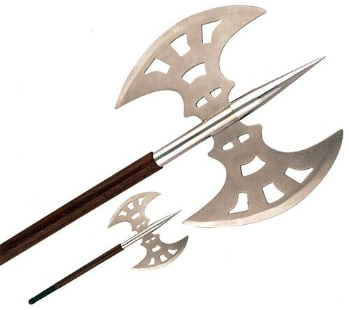 The Fu, Chinese name for the axe, was usually held by