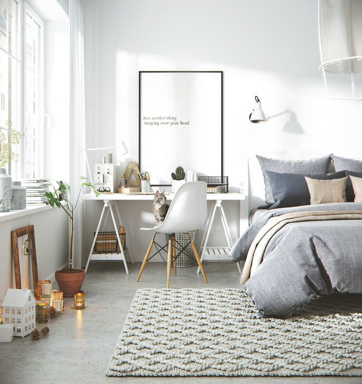 Apartment Bedroom Design Ideas How To Decorate Your First Grownup Apartment  Nordic Style