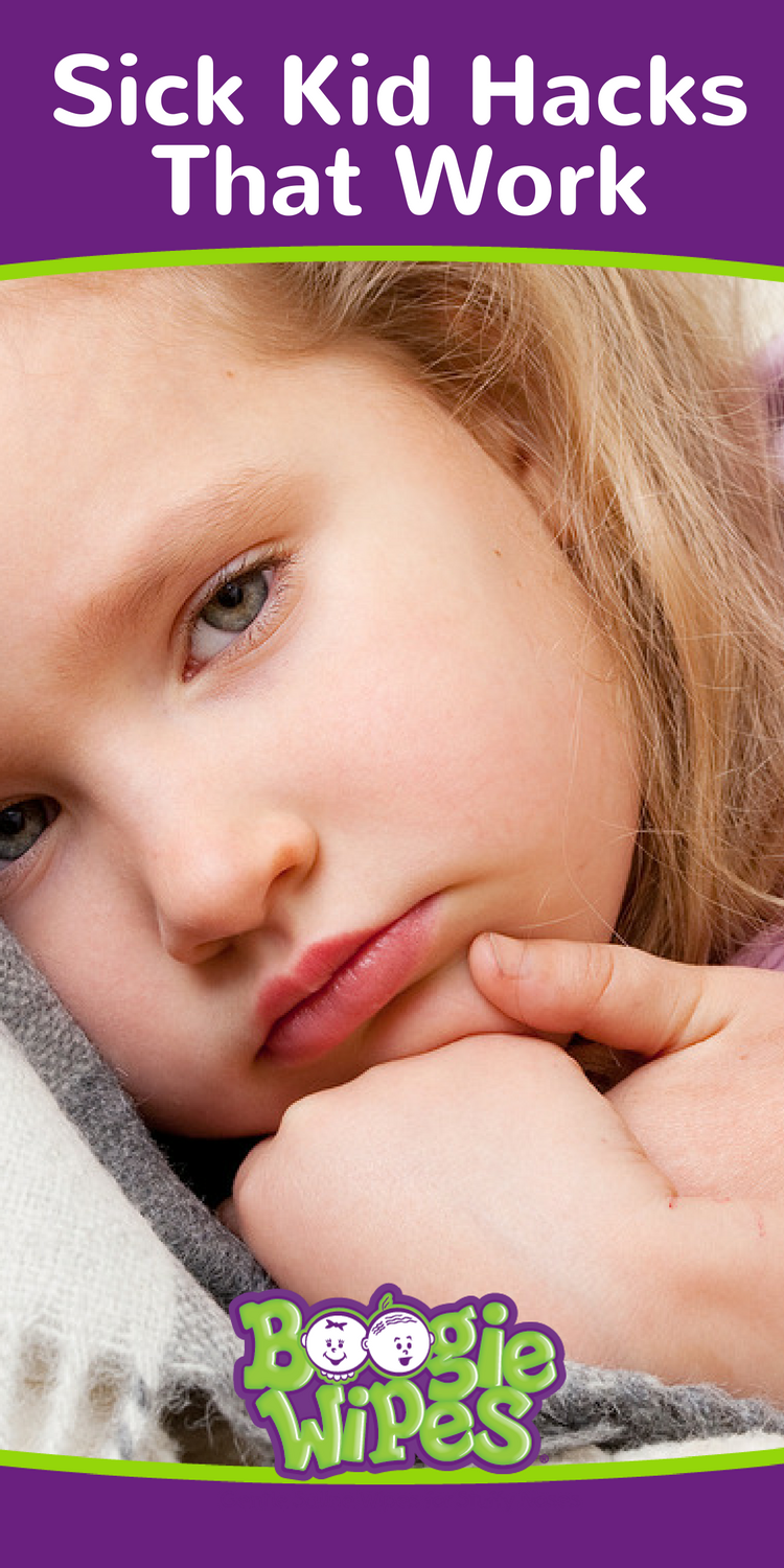 Sick kid hacks sick whether its a cough a cold the flu or allergies when your kids are sick all you want to do is help them feel better fast these 12 sick kid altavistaventures Choice Image