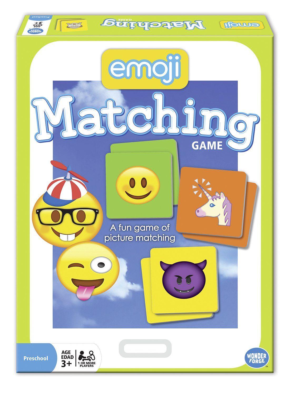 The Wonder Emoji Matching Game Learn more
