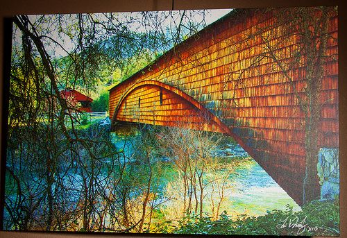 Now Avaliable for purchase 24x36 at The Crave, Yuba City. and 16x20 Avaliable at Art-O-Culture in Marysville, Ca.