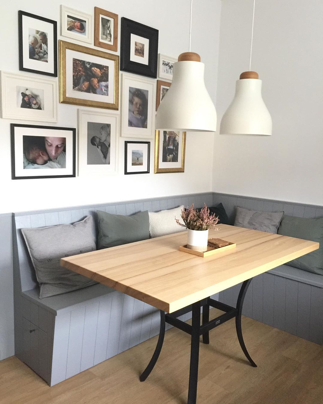Dining Room Booth Ideas