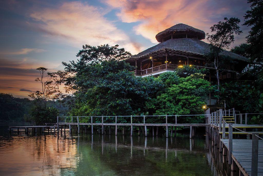 La Selva Amazon Ecolodge