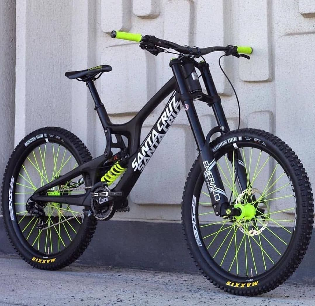Would You Change Anything To This Monster Credi Mtb