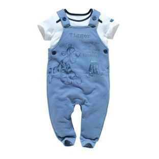 Buy Disney Tigger Boys Dungarees And Bodysuit Set 6 9 Months At