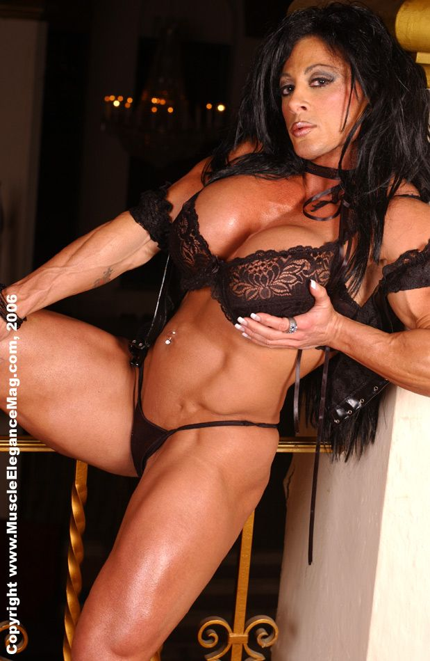 Lynn McCrossin   Body building women, Lynn mccrossin