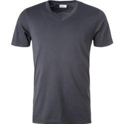 Photo of Schiesser Revival Men's T-Shirts, cotton, midnight blue SchiesserSchiesser