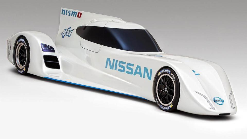 Nissan Zeod Rc Prototipo ibrido per la 24 Ore di Le Mans