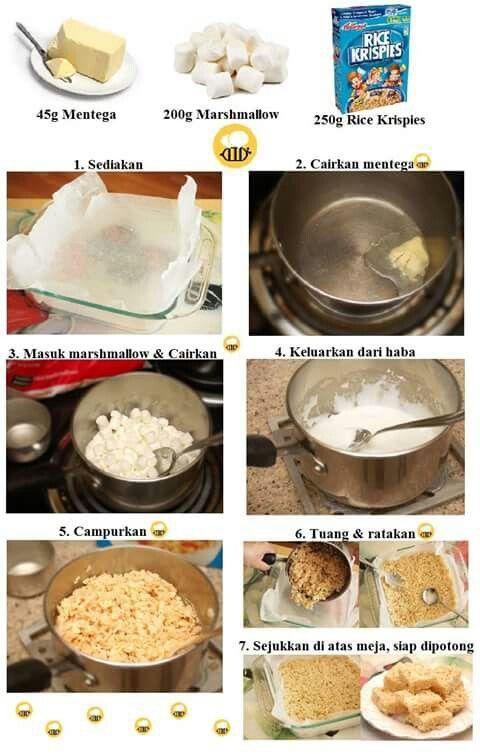 Snek Kudapan Rice Krispies Snacks Food