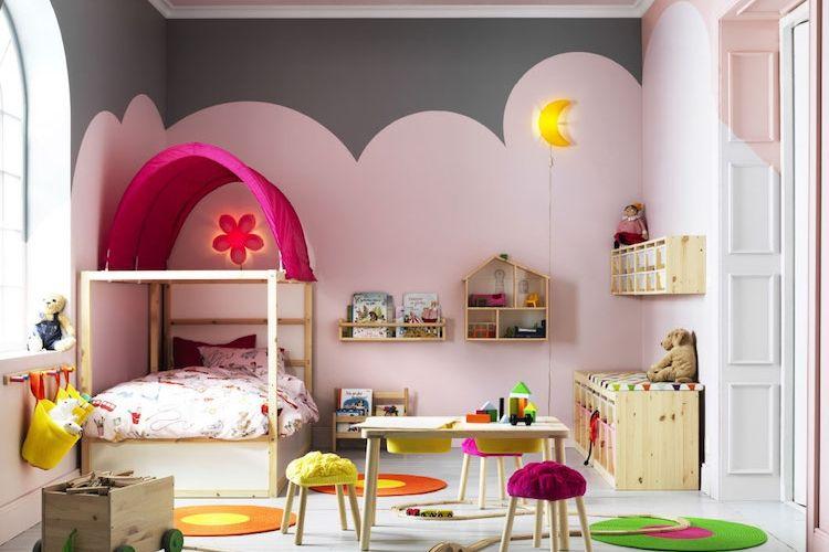 ides chambre enfant ikea union de meubles pratiques et dco colore - Ikea Chambre Enfant