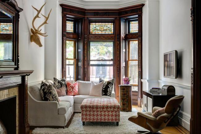 Espectacular remodelaci n de una casa victoriana en for Decoracion de casas victorianas