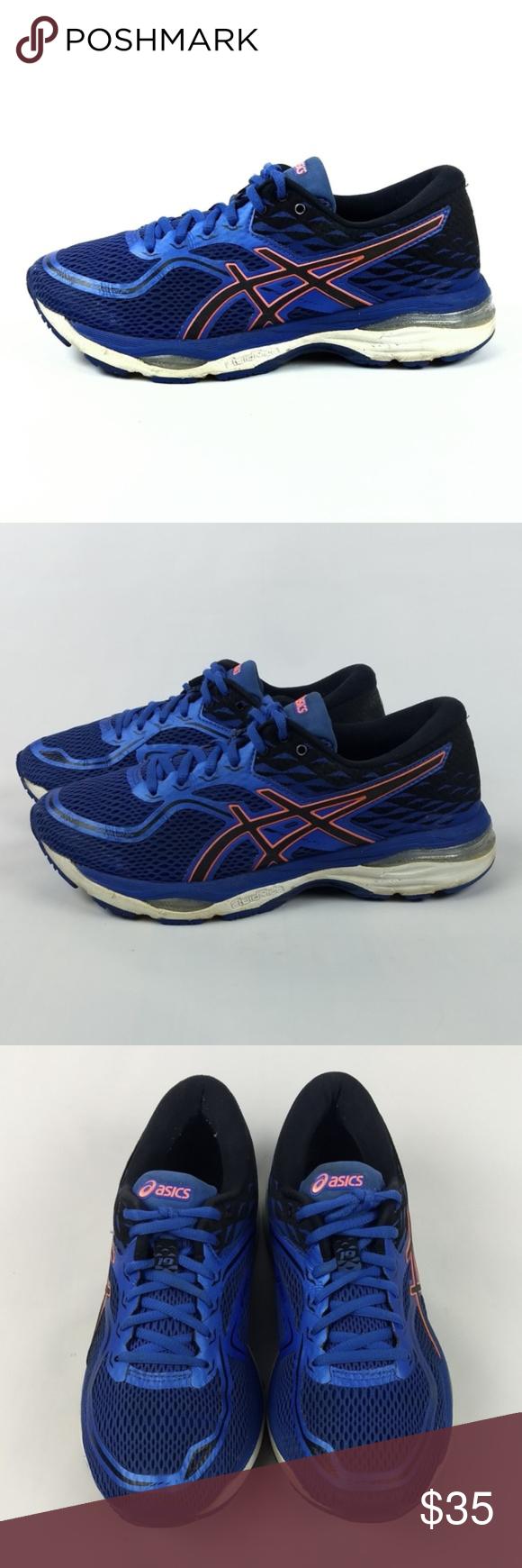 Asics Gel Cumulus 19 Running Shoes Size 8   Running shoes, Asics ...
