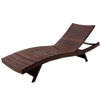 Home Loft Concept Outdoor Chaise Lounge 241 Free Shipping