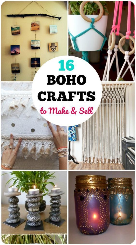 Photo of 16 DIY Easy Boho Crafts for Your Boho Chic Room – Hairs Out of Place