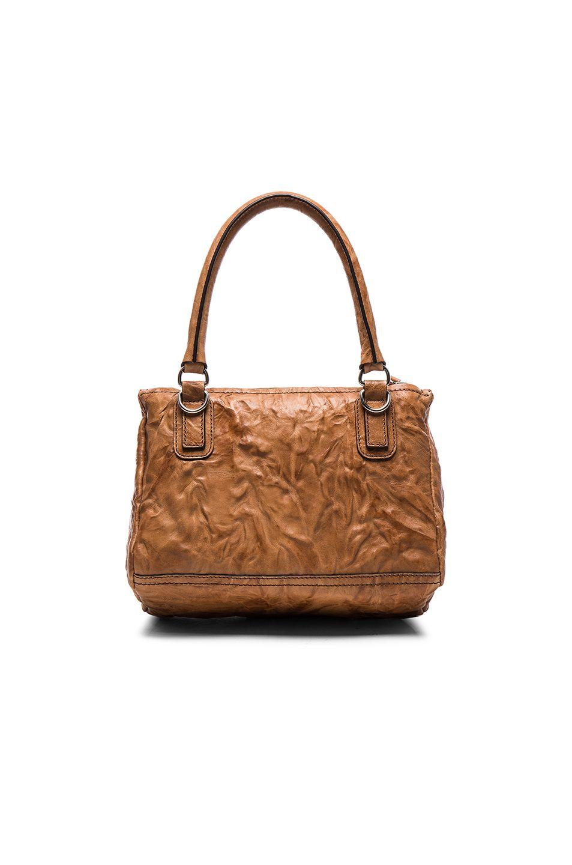 Gabrielle S Amazing Fantasy Closet Givenchy Pandora Small Bag In Caramel
