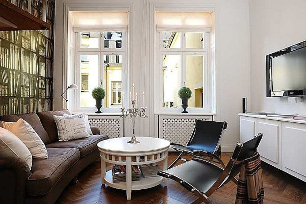 High Quality Charming 111 Square Meters Apartment House In Stockholm