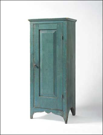 Colonial Sense Antiques Auction Results August 2011 Teal Cupboards Jelly Cupboard Antiques