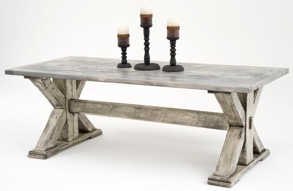 Piekny Drewniany Stol Vintage Solidny Duzy Rustykalne Meble