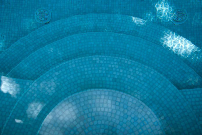 Swimming Pool Tile Design, NJ Glass Tile Installation, Mosaic ...