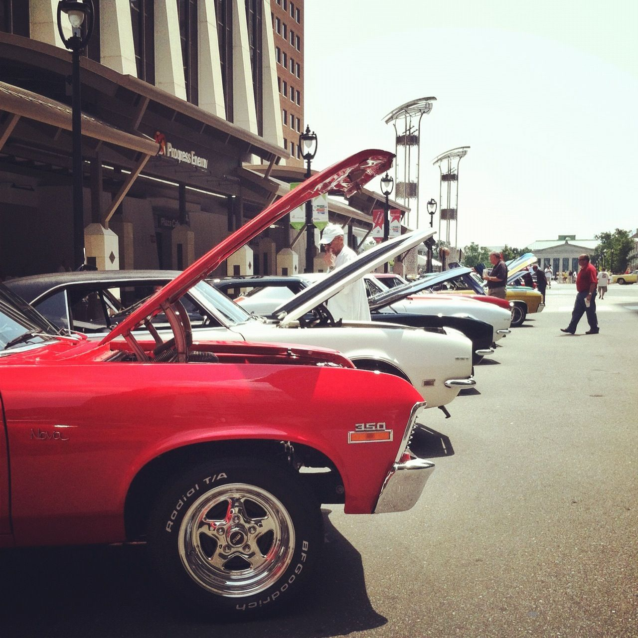 Raleigh Car Show >> Carolina Classics At The Capital Car Show In Downtown Raleigh This