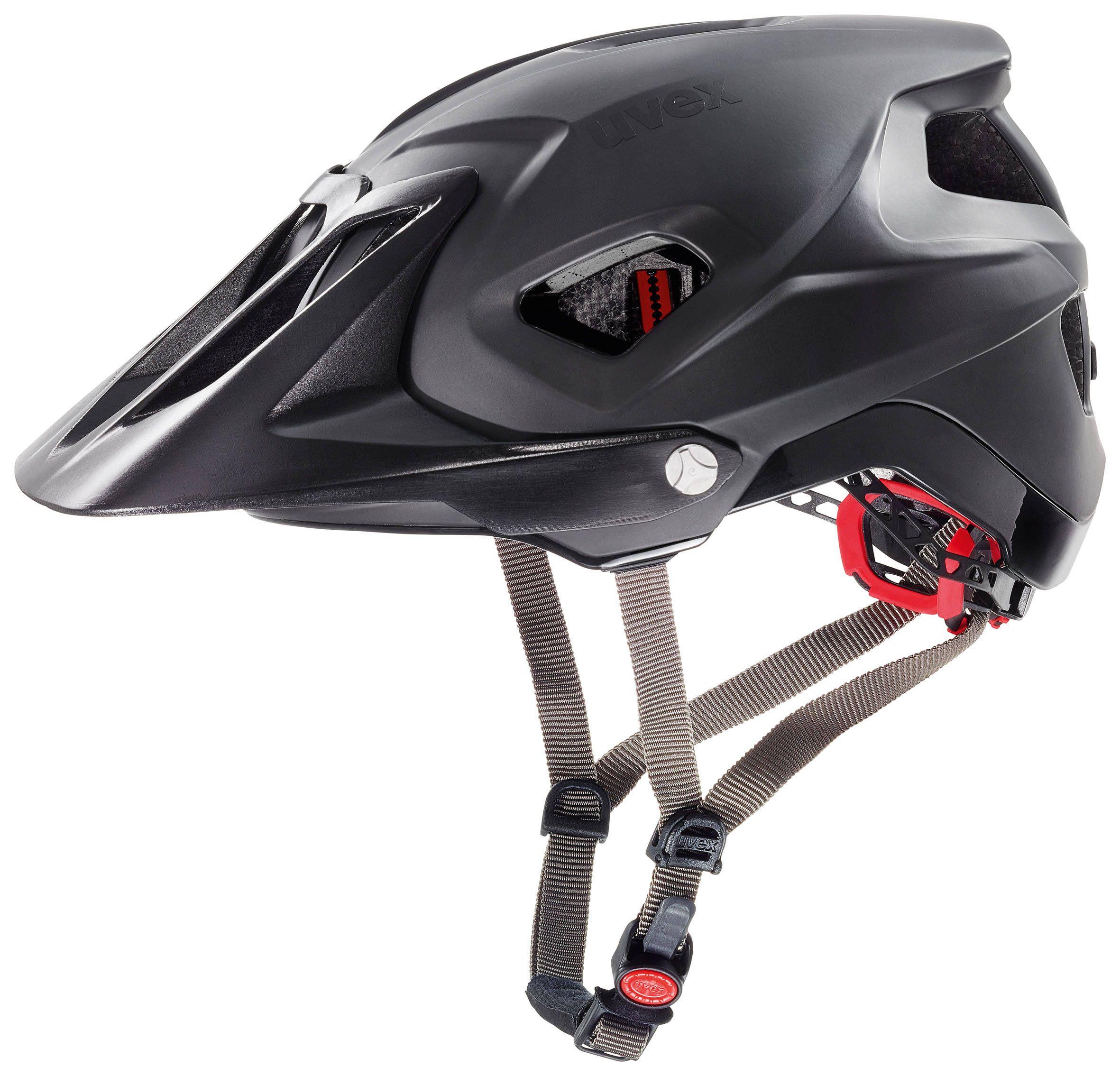 Uvex Quatro Integrale Allround Helm Colorvision Variomatic Trailbrillen Bicycle Bicycle Helmet Bicycle Safety