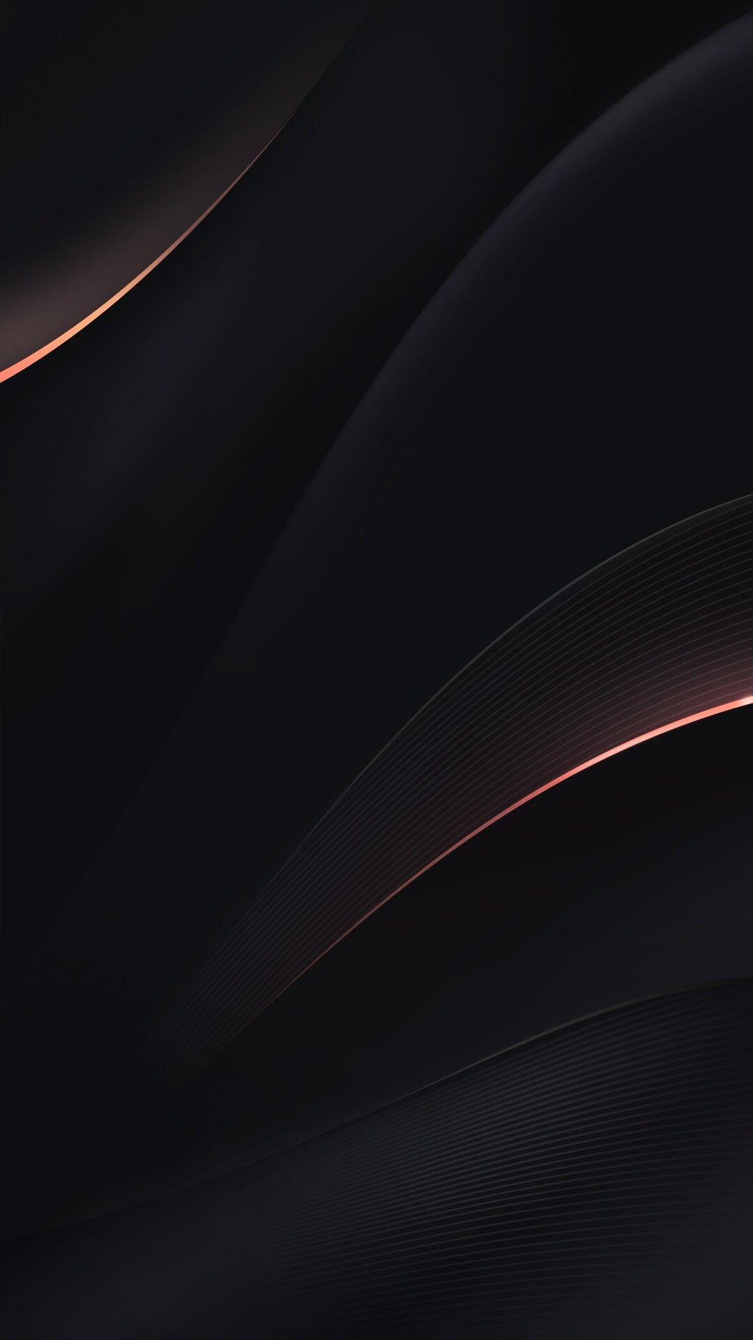 Get New Black Wallpaper for Smartphones Today