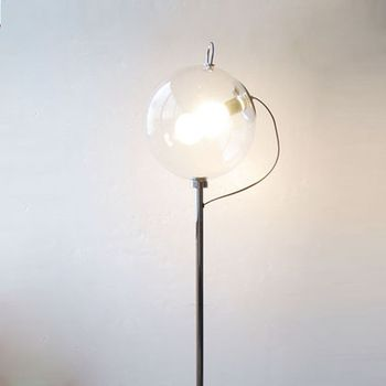 Etonnant Buy Stylish Floor Lamp Modern Minimalist Living Room Bedroom Den Clear Light  Stand With Glass Creative Arts MD 8290 In Cheap Price On Alibaba.com