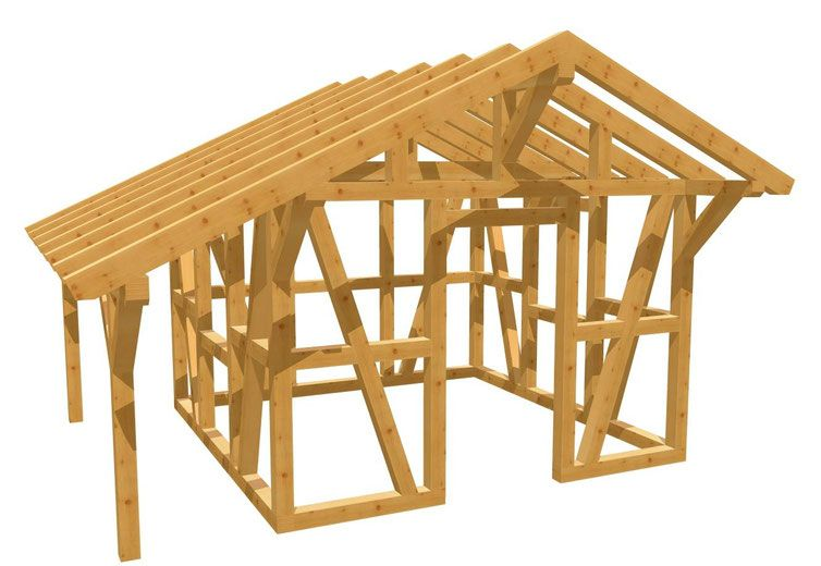 Gartenhaus Holz in 2020 Gartenhaus holz, Gartenhaus