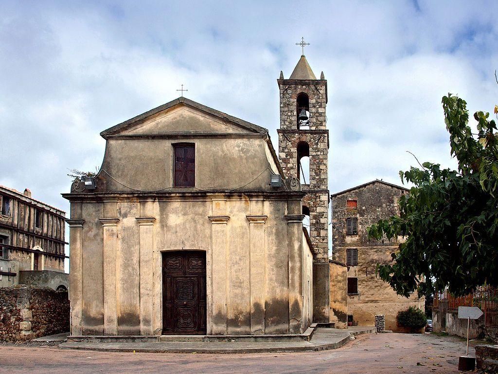 Aléria | Monuments historiques, Église, Haute corse