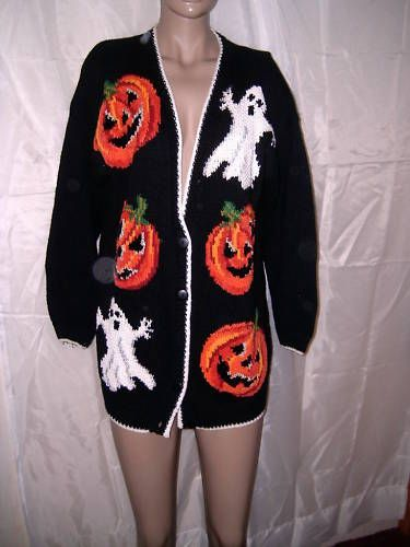Ugly Halloween sweaters | She Walks Softly #2 | Pinterest ...