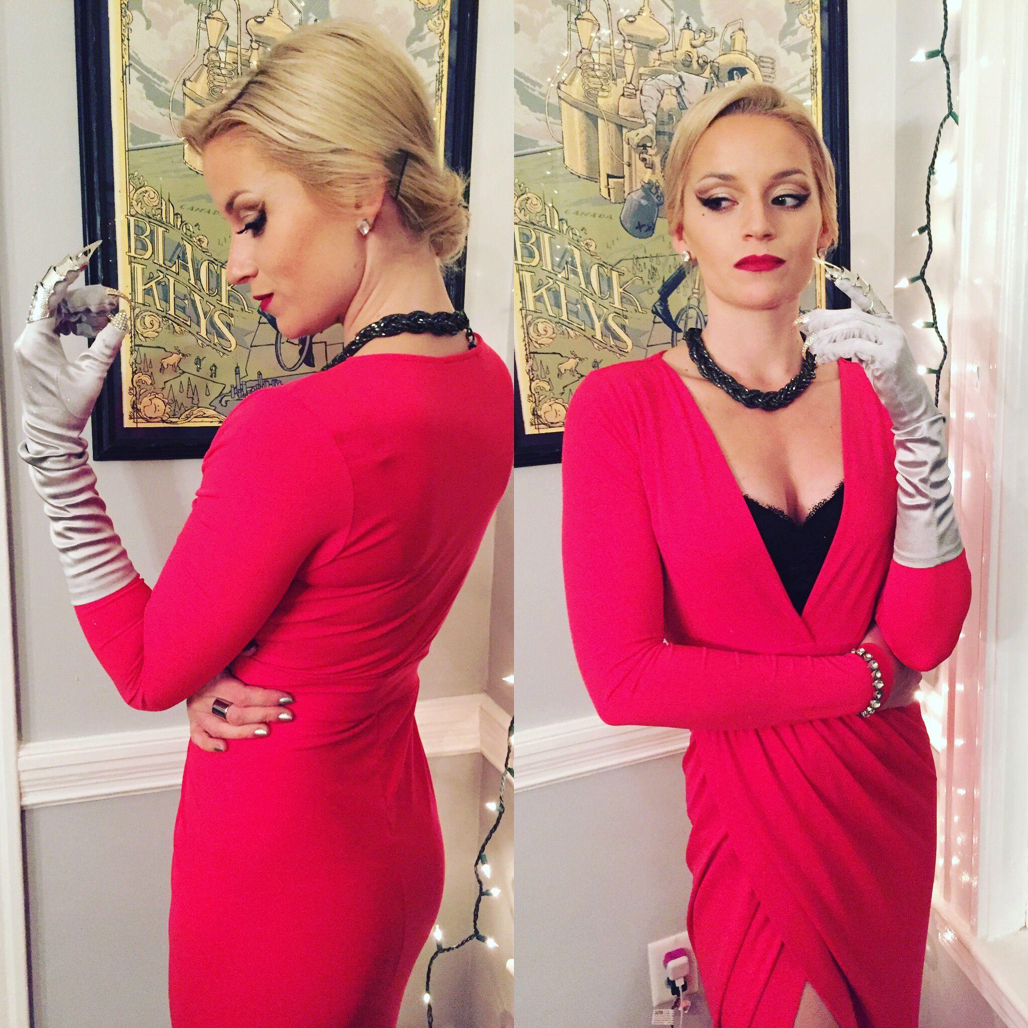 Lady Gaga Countess Halloween Costume Diy American