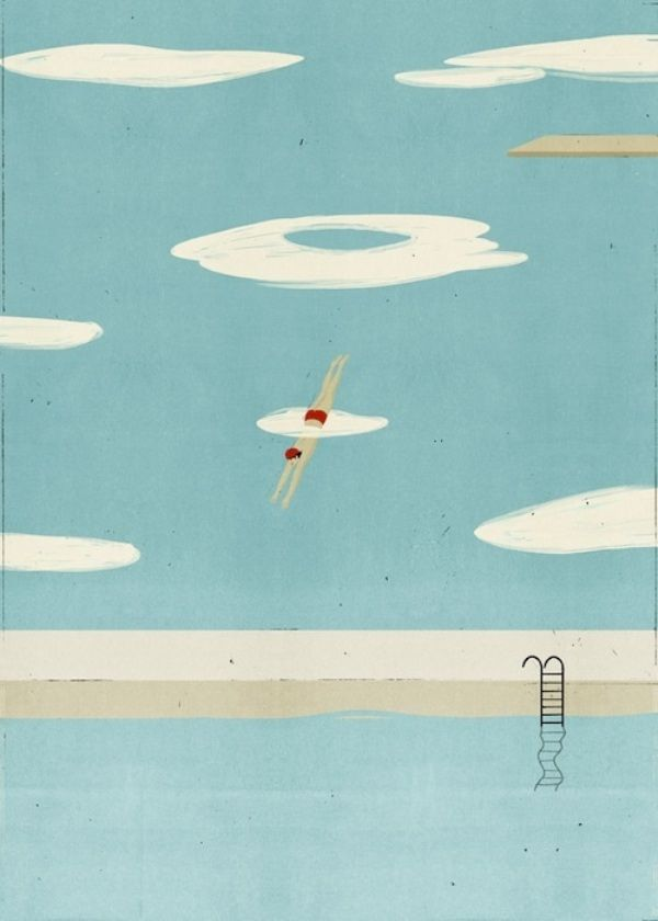 Best Surreal illustrations Art Photo by Alessandro Gottardo