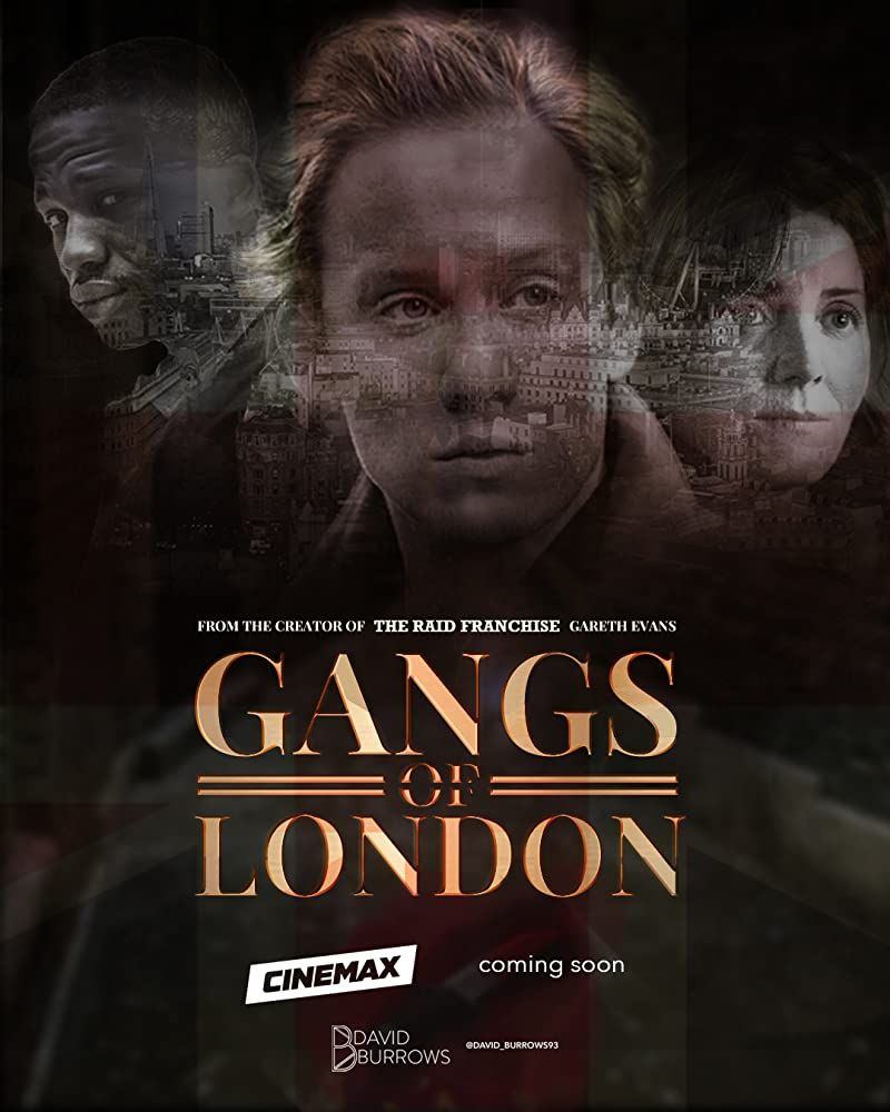 Gangs Of London 2019 In 2020 Drama Tv Shows Cinemax London