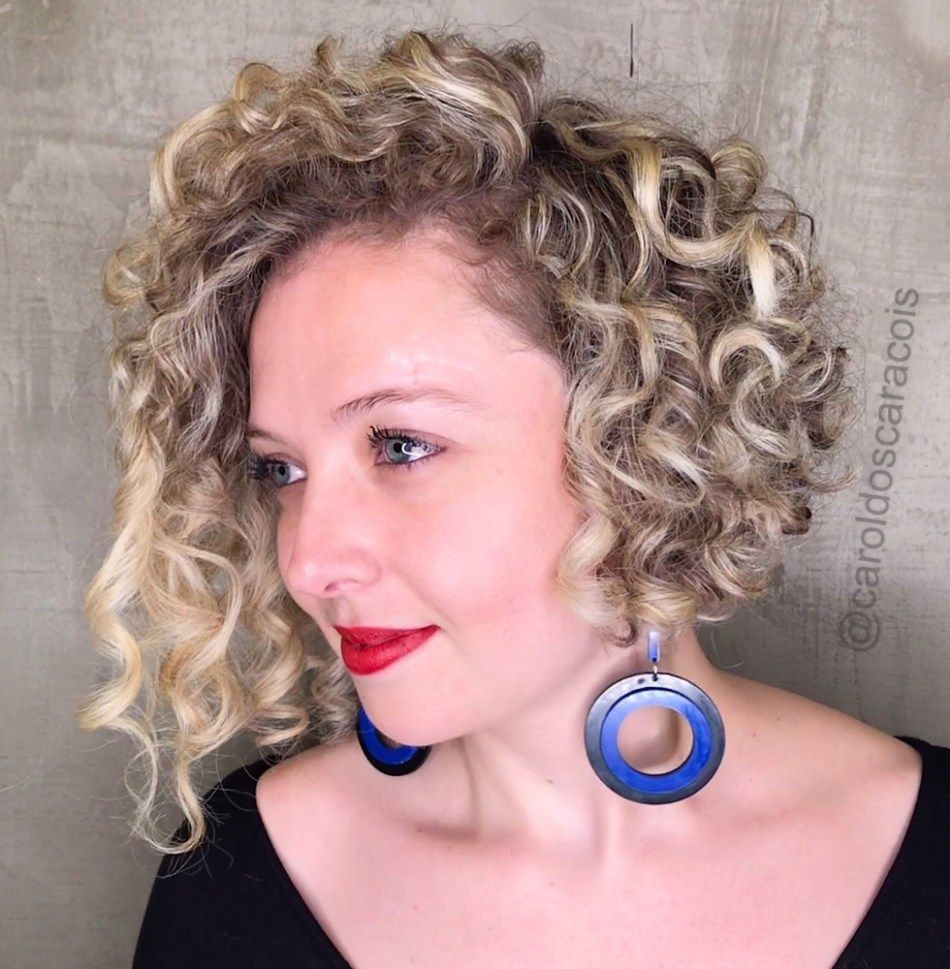 50 top curly bob hairstyle ideas for every type of curl to