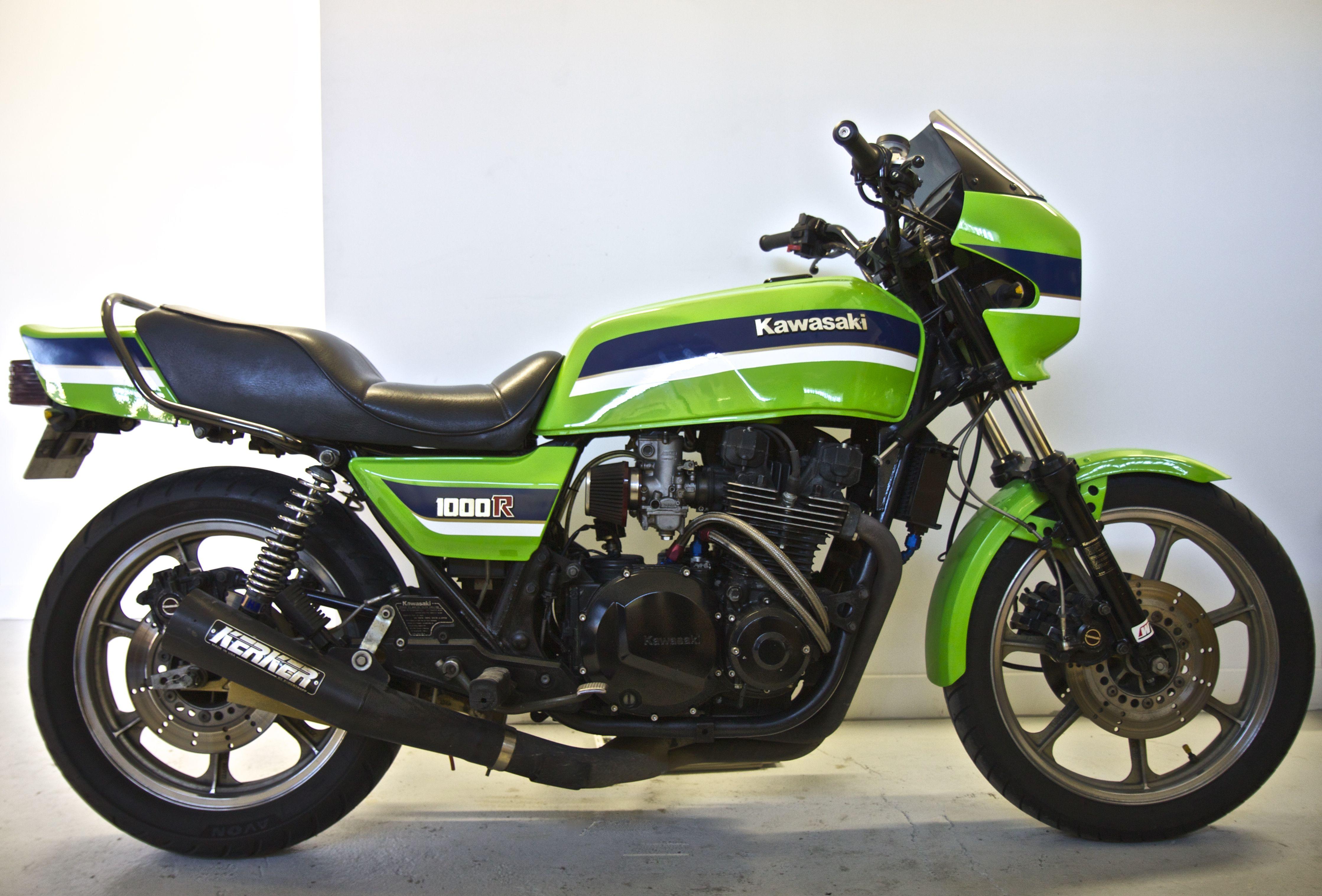 KAWASAKI KZ 1000 R – LAWSON REPLICA 1982 | Clic Japanese ...