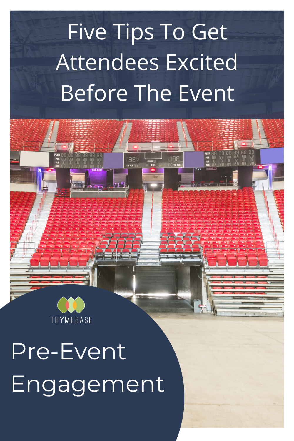 Pre-event engagement guarantees a successful event. Just remember, good event marketing begins long before the first guest arrives.  . . . . #eventtech #eventtechnology #eventprofs #event #eventdesign #eventmanagement #eventplanner #eventplanners #eventplanning #events #meetings #partyplanner #weddingplanner #corporateevents #thymebase