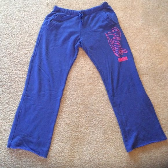 VS bf sweats Great for spring or rainy days. So comfy NO TRADES may be sold out….