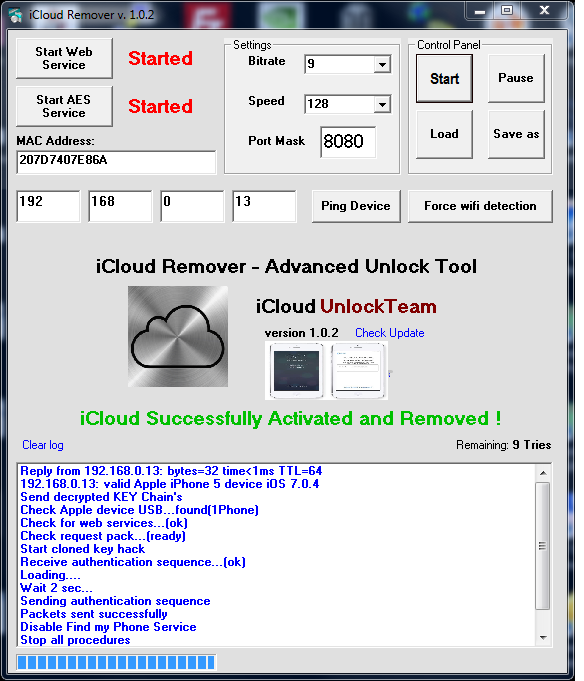 how to remove icloud: icloud remover advanced tool pack free