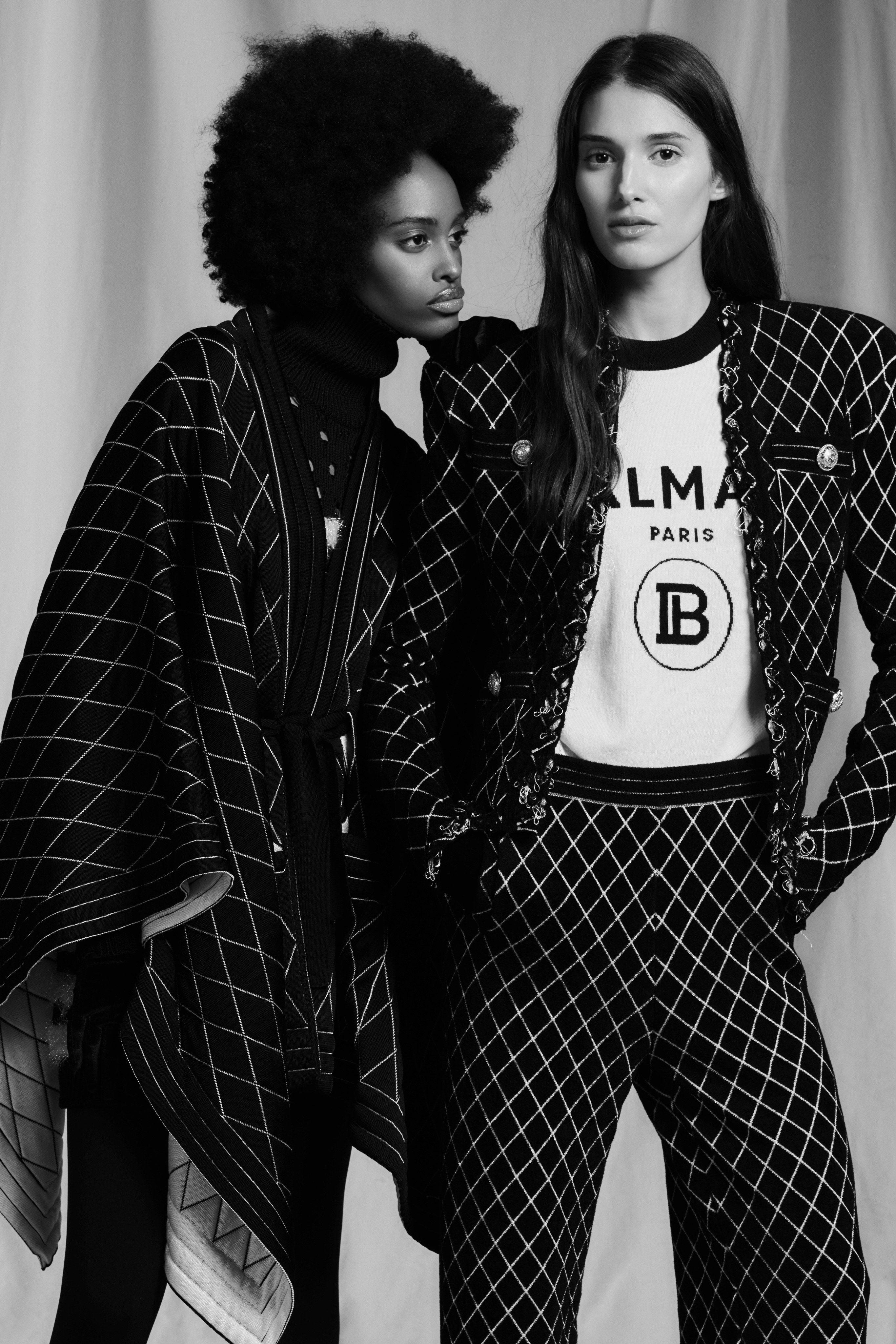 4b77fc2a Balmain Pre-Fall 2019 Fashion Show in 2019   Pre-Fall 2019   Autumn ...