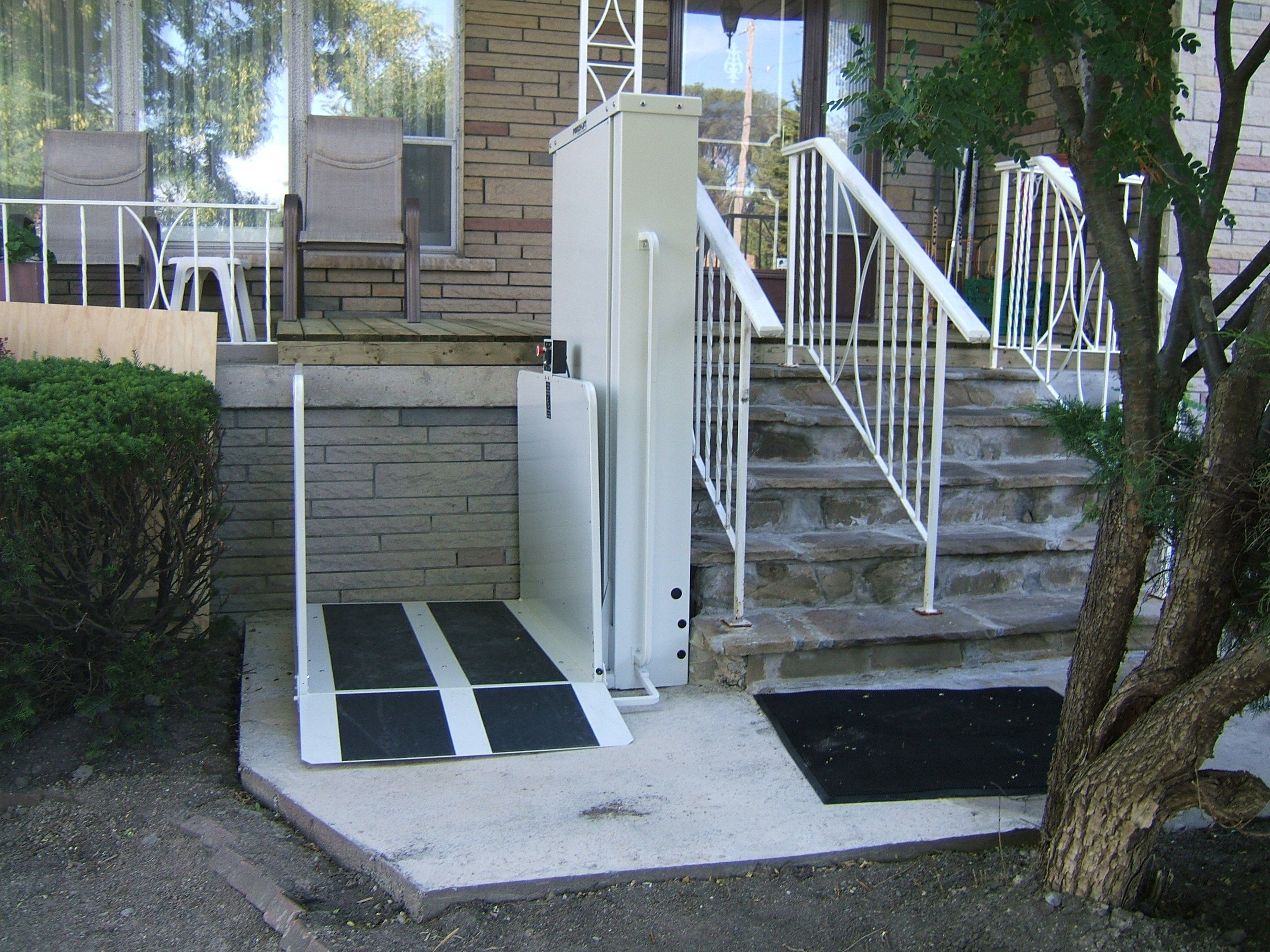care vpl health ca to vancouver products up serenity vertical porch lift
