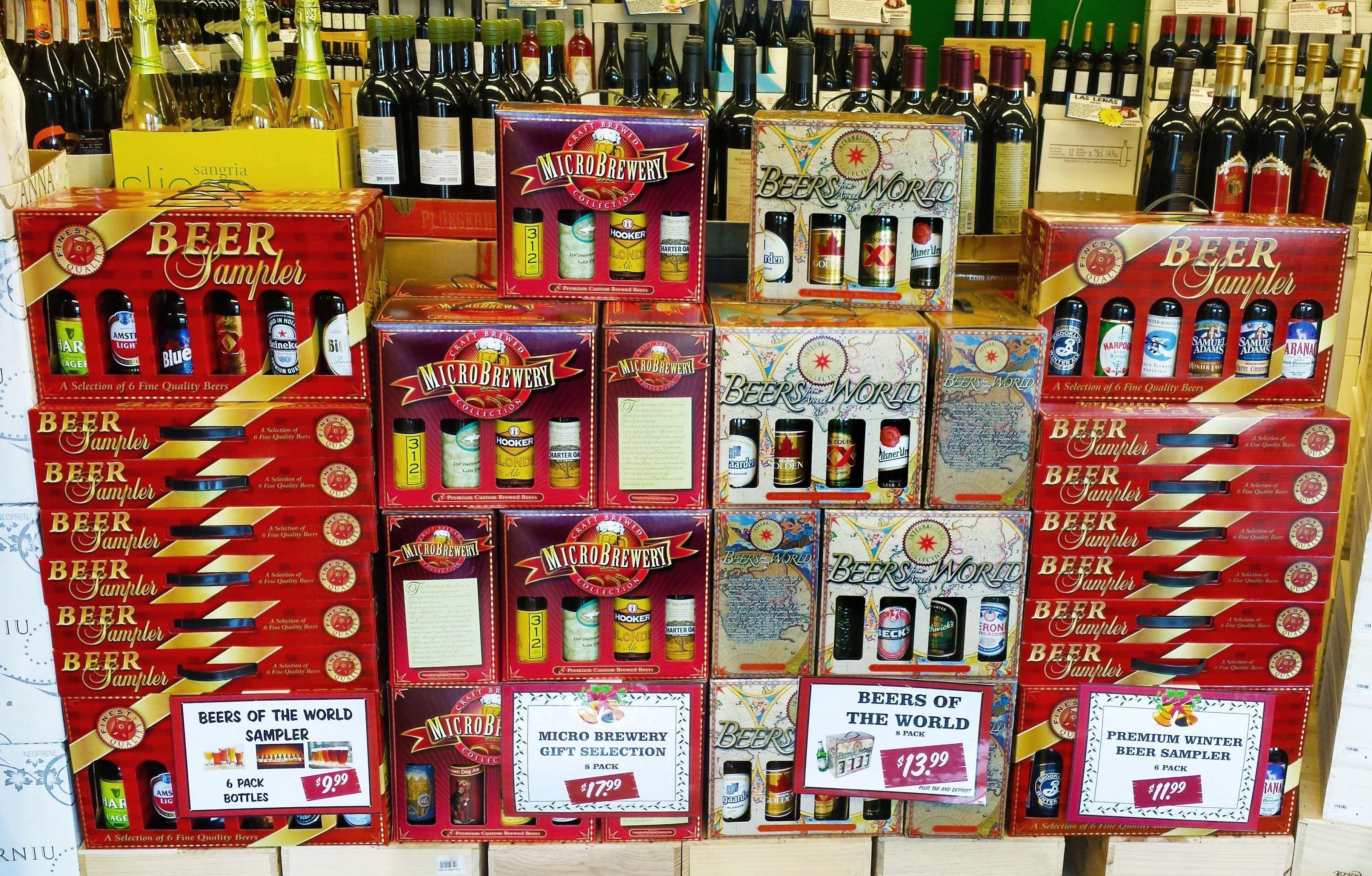Pin By Wine And Barware On Beer Gifts Ideas Beer Gifts Beer Sampler Beer Lovers