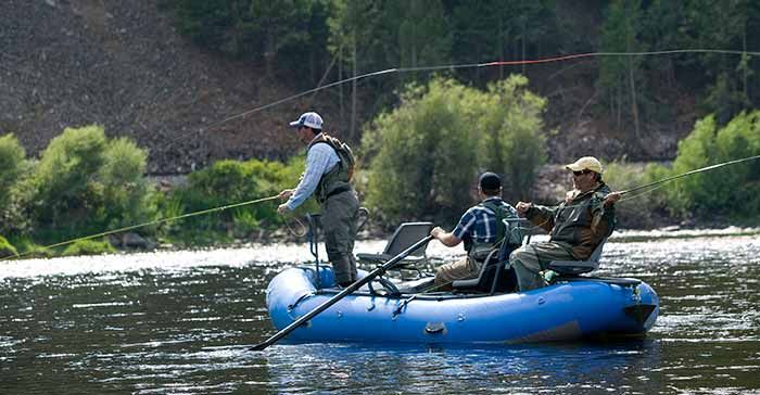 If you need a ups quote on this fly fishing raft just send for Best fly fishing raft