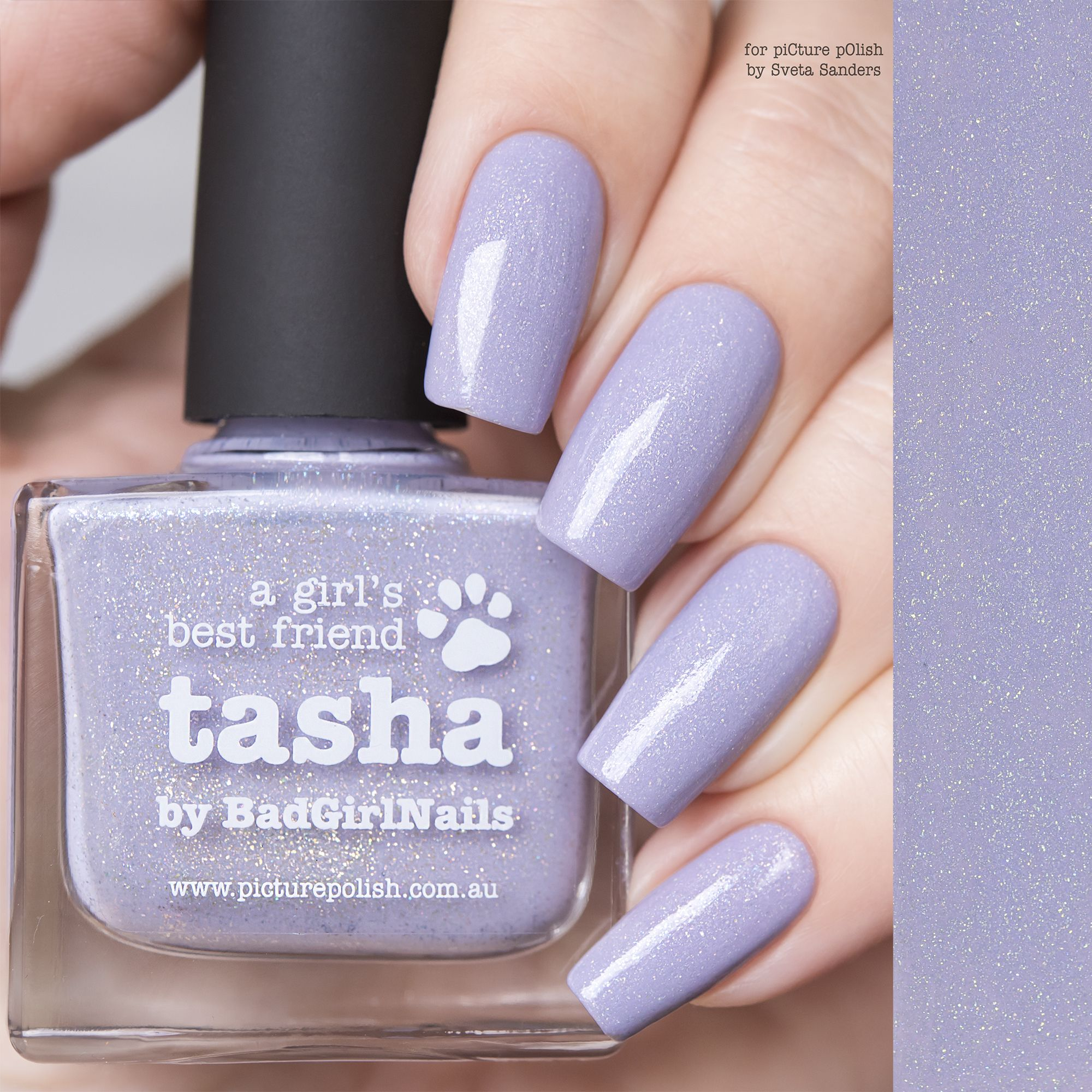 Nail Polish Tasha Fingernails Pinterest Holographic