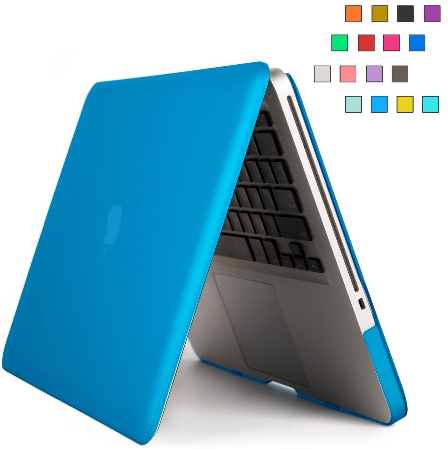 Matte Hard Shell Clip Snap-on Case for MacBook Pro 15-inch[Non-Retina] Fits Model A1286 Laptop Rubberized Skin Covers(Black): Amazon.co.uk: Computers & Accessories