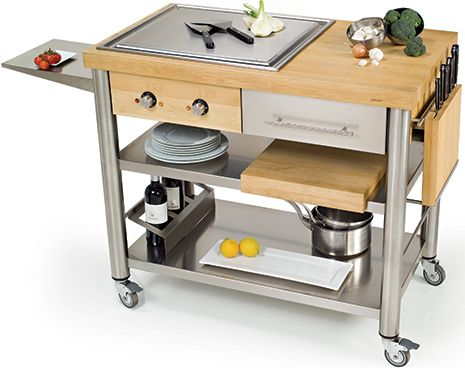 Kitchen Carts With Images