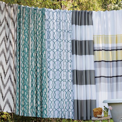 west elm shower curtain options, which should i get