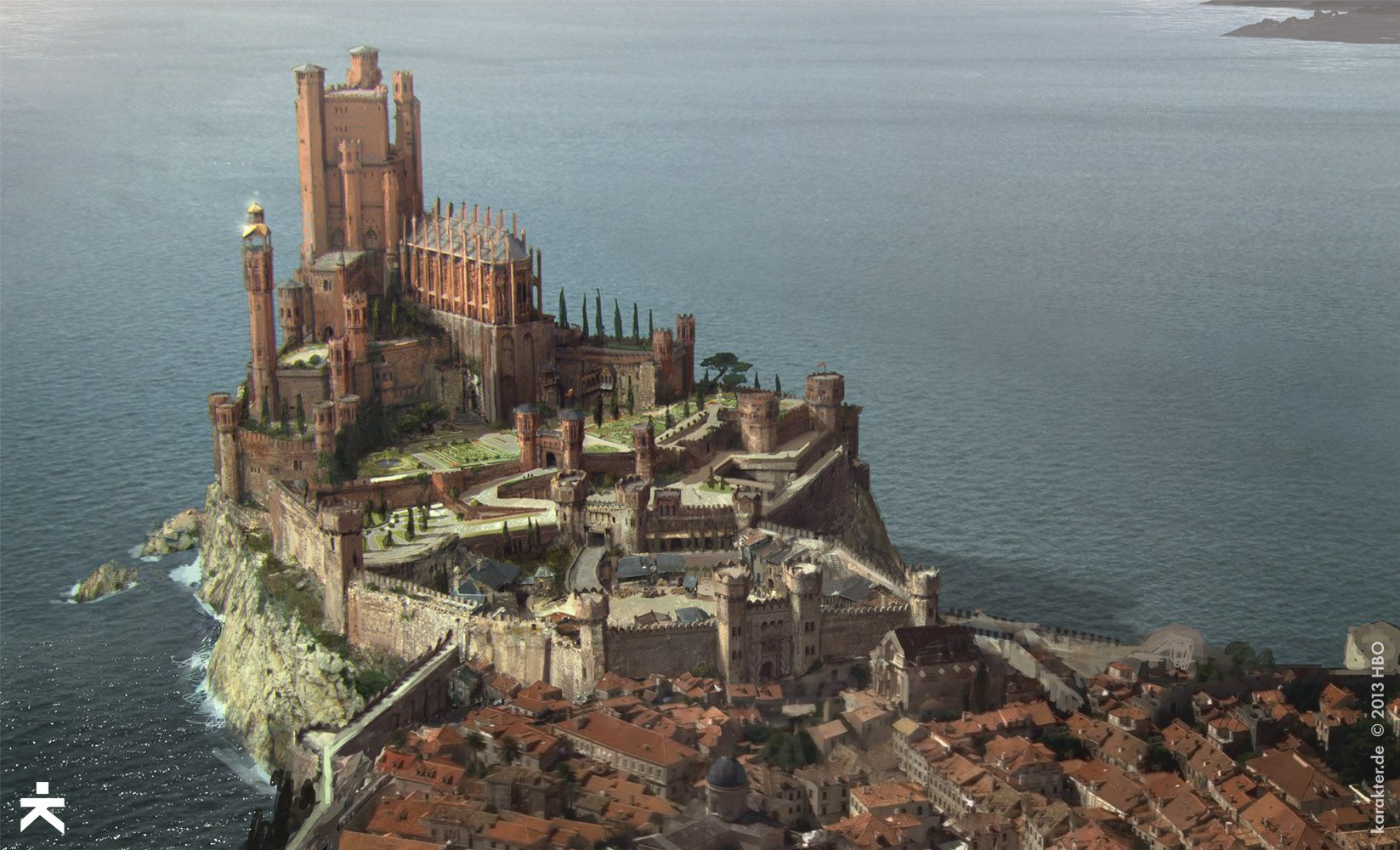 game of thrones locations in real life